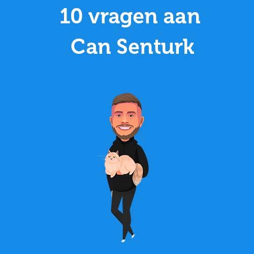 10 vragen aan Can Senturk
