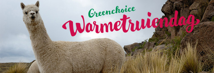 Internationale warme truiendag alpaca wol