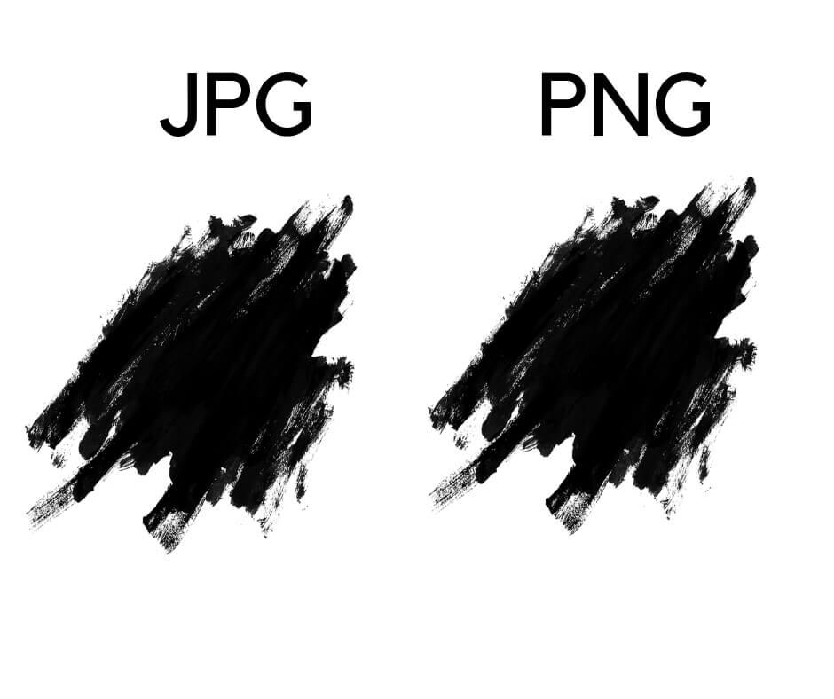 JPG en PNG vraag