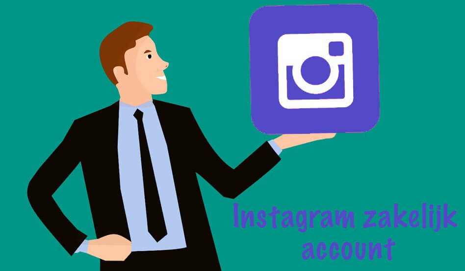 Instagram zakelijk account