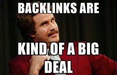 Backlinks zijn belangrijk