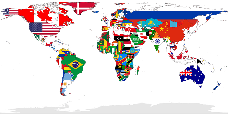 Wordpress vertalen wereld