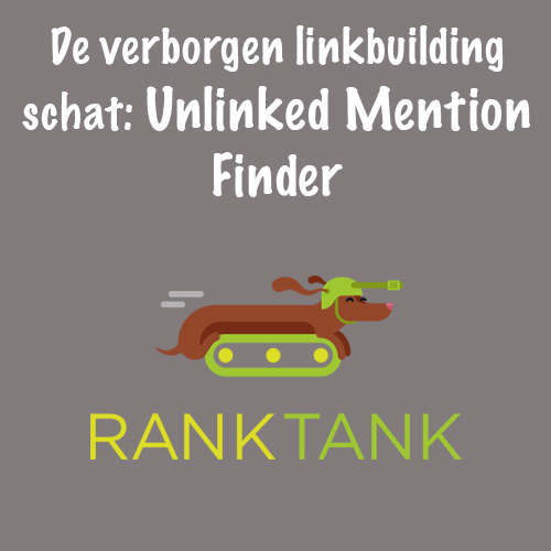 Unlinked Mention Fider van Ranktank