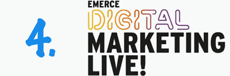 Emerce Digital Marketing live
