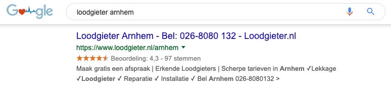 Lokale SEO Arnhem