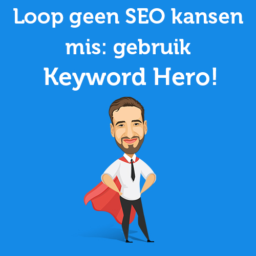 Keyword Hero seo kansen
