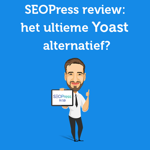 SEOPress review yoast alternatief