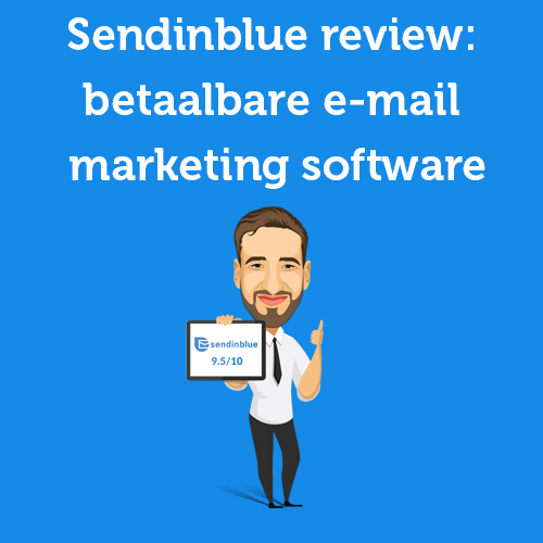 sendinblue review e-mail