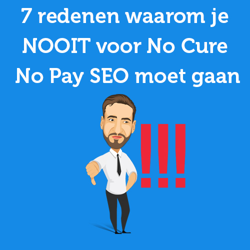 no cure no pay seo
