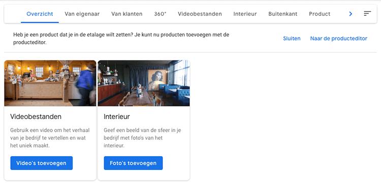 Foto's Google