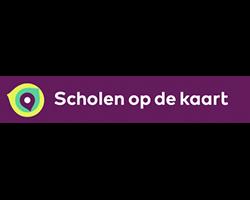 scholenopdekaart logo