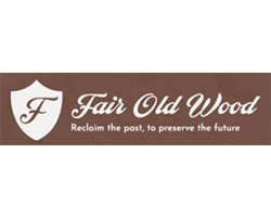 fair old wood logo