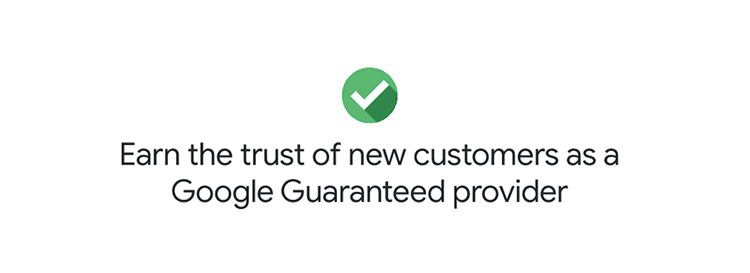 Google Guaranteed Bage