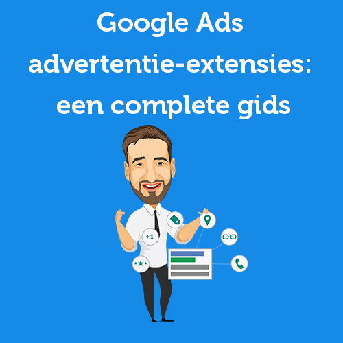 google ads advertentie extensies