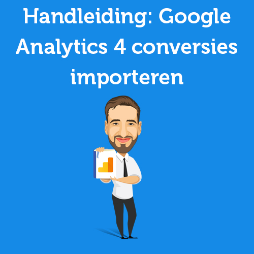 conversies importeren in Google Ads