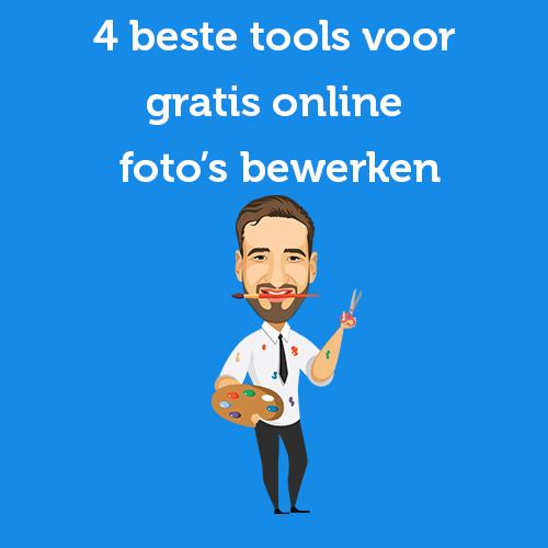 4 beste tools voor gratis online foto's bewerken