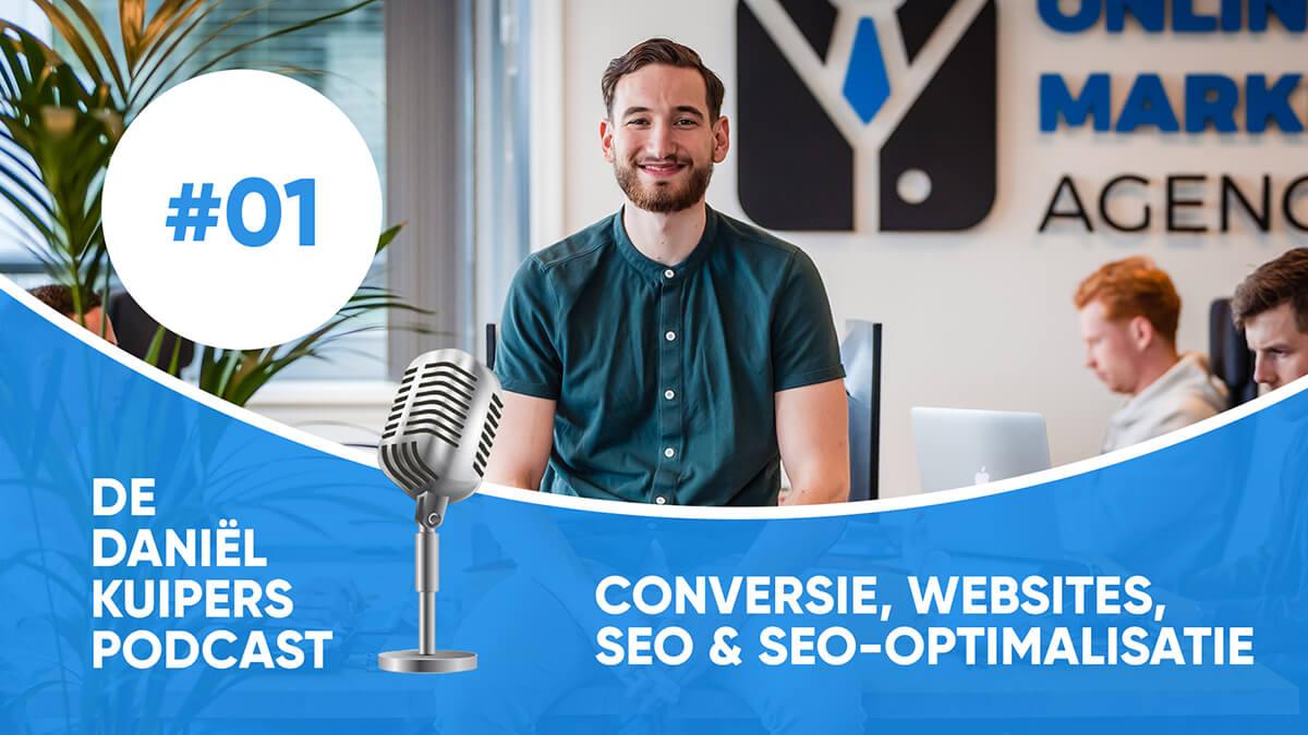 Conversie, websites, SEO en SEO optimalisatie