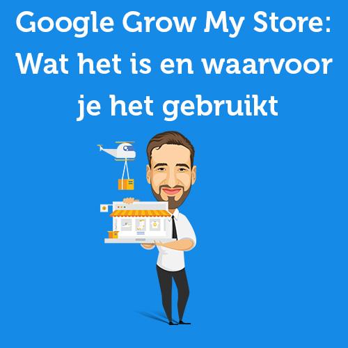 Google Grow My Store: Wat het is en waarvoor je het gebruikt