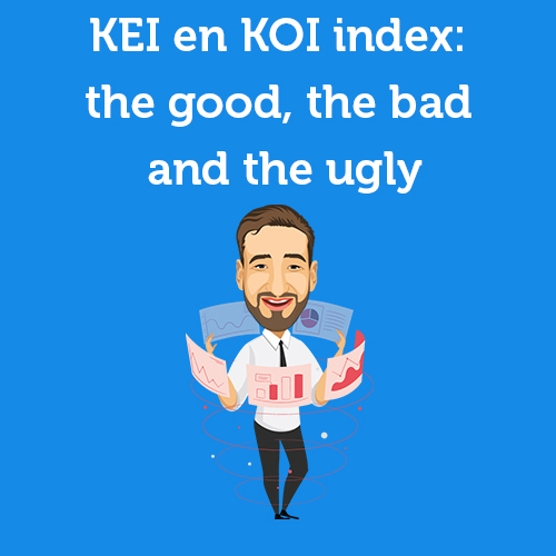KEI en KOI index: the good, the bad and the ugly