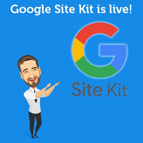 Google Site Kit is live: beschikbaarheid, installatie & mogelijkheden