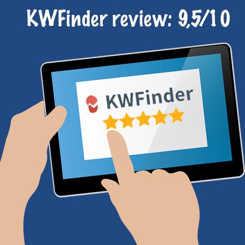 KWFinder Review: Officieel mijn favoriete zoekwoorden tool!