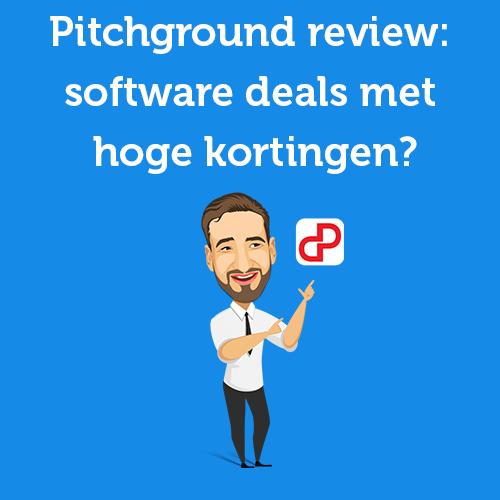Pitchground review: levenslange software deals met hoge kortingen?