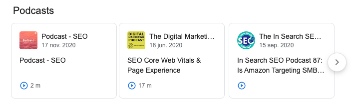 podcast-in-serps