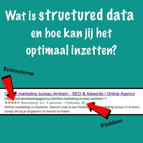 Wat is structured data en hoe kan jij structured data optimaal inzetten?